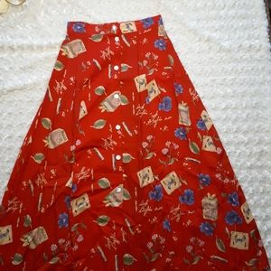 Vintage CLIO skirt
